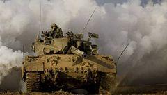 Izrael vyhlásil v Gaze jednostranné příměří